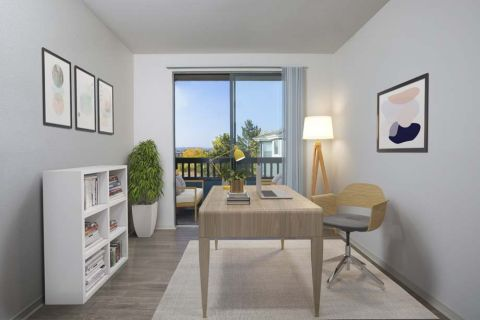 Office Space at Camden Lakeway Apartments in Lakewood, CO