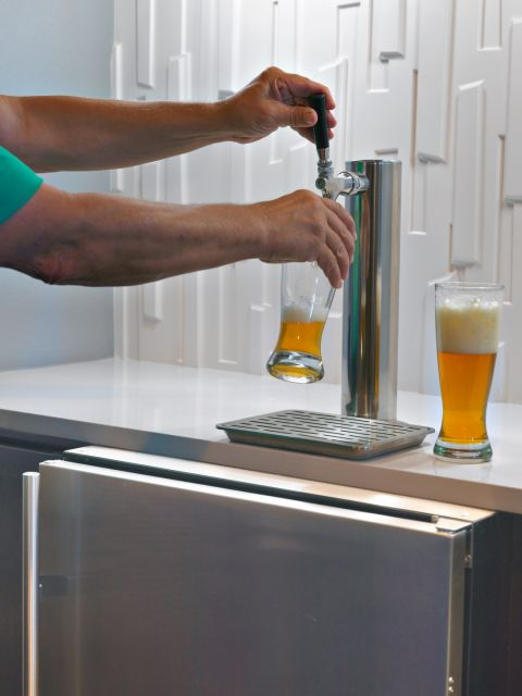 Kegerator at Camden Lakeway Apartments in Lakewood, CO