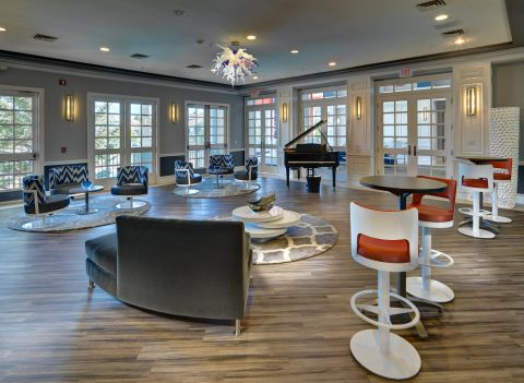 Welcome Center at Camden Lakeway Apartments in Lakewood, CO