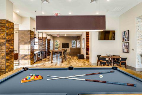 Pool Table at Camden Lansdowne Apartments in Lansdowne, VA