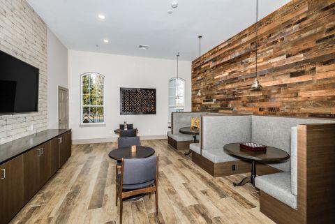 Game Lounge at Camden Lansdowne Apartments in Lansdowne, VA