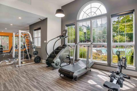 Stairmaster at Camden Lansdowne Apartments in Lansdowne, VA