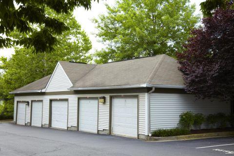 Garages at Camden Largo Town Center Apartments in Largo, MD