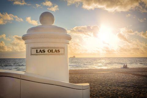 Beach near Camden Las Olas Apartments in Fort Lauderdale, FL