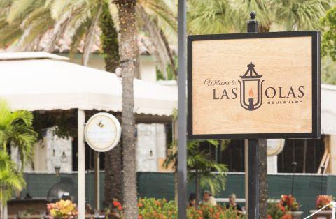 Las Olas Boulevard at Camden Las Olas Apartments in Fort Lauderdale, FL