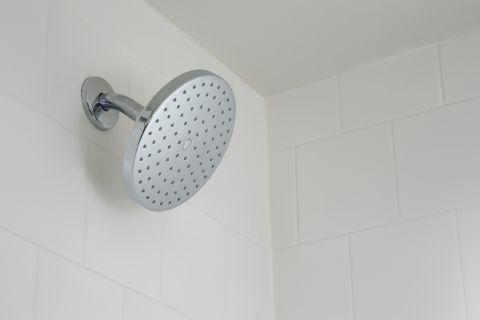 Shower Head at Camden Las Olas Apartments in Fort Lauderdale, FL