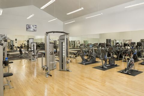 Fitness Center at Camden Lee Vista Apartments in Orlando, FL