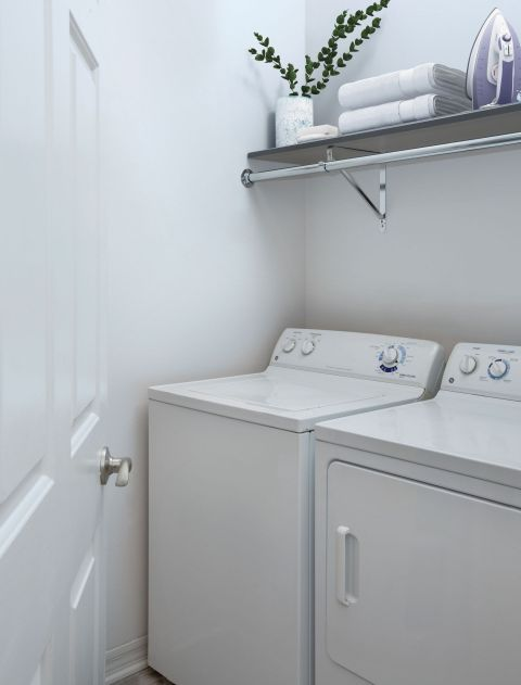 Washer Dryer at Camden Lee Vista Apartments in Orlando, FL