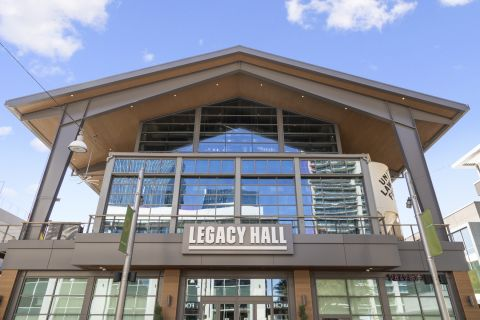 Legacy Food Hall at Legacy West near Camden Legacy Creek Apartments in Plano, TX