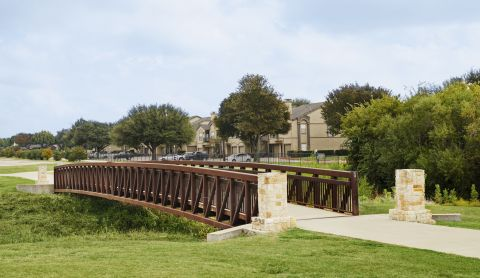Blue Bonnet Trail at Camden Legacy Park Apartments in Plano, TX