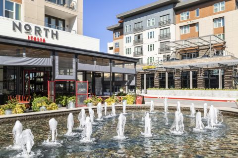 Restaurants at Legacy West near Camden Legacy Park Apartments in Plano, TX