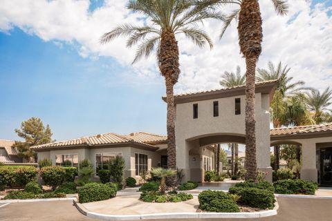 Exterior at Camden Legacy Apartments in Scottsdale, AZ