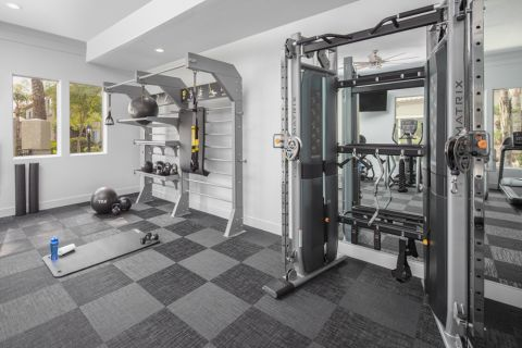 Fitness Center at Camden Legacy Apartments in Scottsdale, AZ