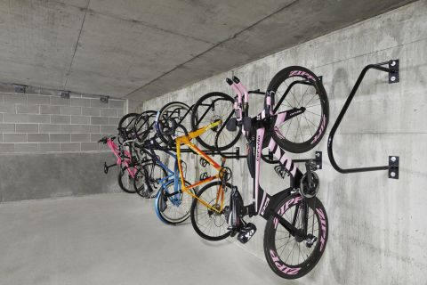 Private Bicycle Storage at Camden Lincoln Station Apartments in Lone Tree, CO