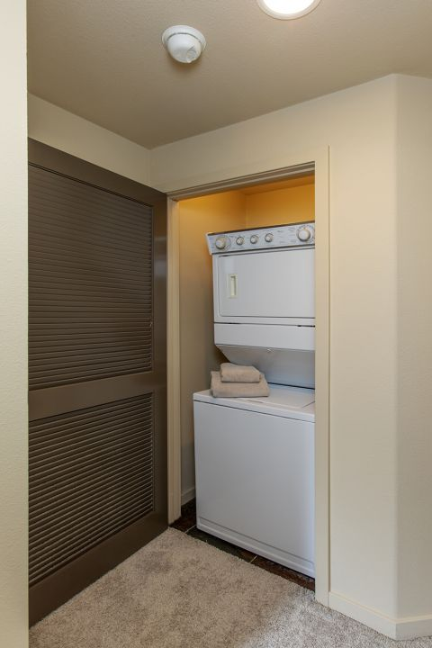 In UnitWasher and Dryer at Camden Main and Jamboree Apartments in Irvine, CA