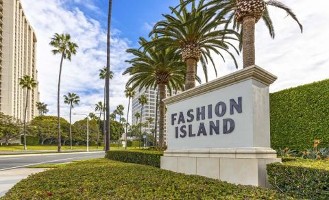 Fashion Island Shopping Mall nearby Camden Main & Jamboree