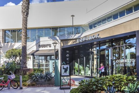 Equinox Gym close to Camden Martinique Apartments in Costa Mesa, CA