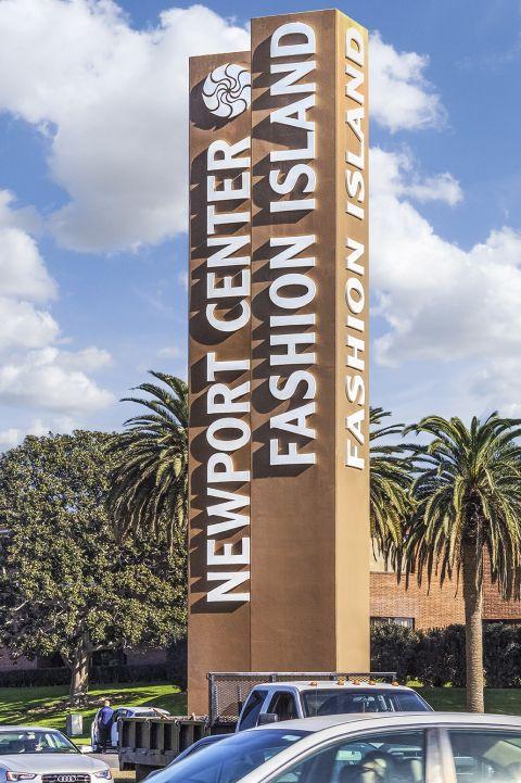 Newport Shopping Center near Camden Martinique Apartments in Costa Mesa, CA