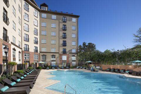 Pool at Camden Midtown Atlanta Apartments in Atlanta, GA