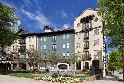 Welcome Center at Camden Midtown Atlanta Apartments in Atlanta, GA