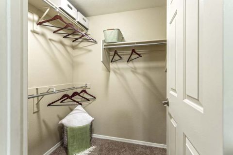 Spacious Walk-In Closet at Camden Montierra Apartments in Scottsdale, AZ