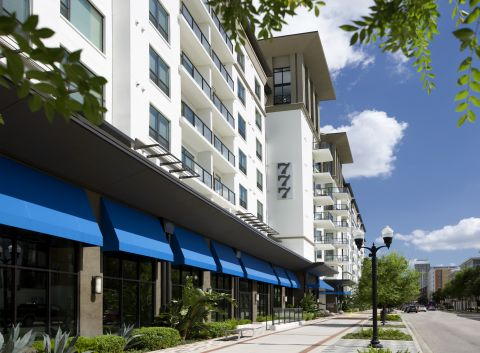 Retail at Camden North Quarter Apartments in Orlando, Florida