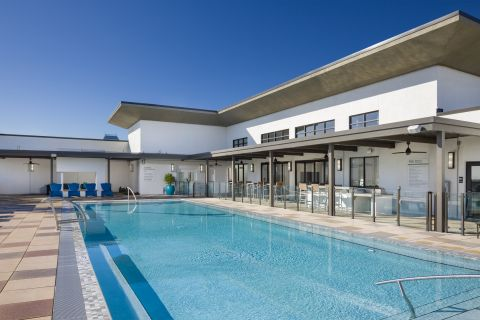 Pool Camden North Quarter Apartments in Orlando, Florida