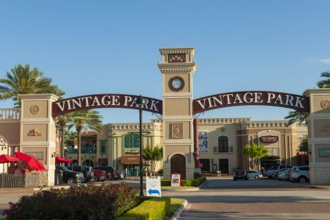 Vintage Park near Camden Northpointe Apartments in Tomball, TX