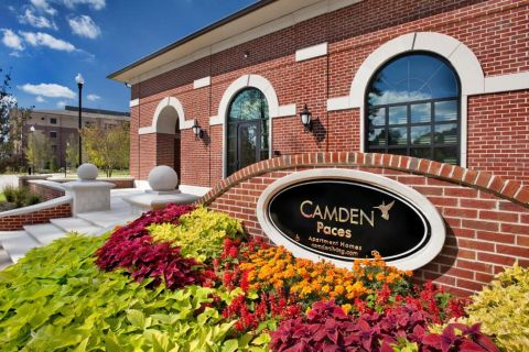 Welcome Center at Camden Paces Apartments in Atlanta, GA