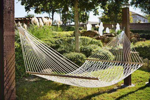Relax at Camden Panther Creek apartments Frisco, TX
