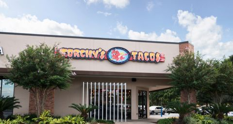 Torchy's Tacos in Westchase District Close to Camden Park Apartments in Houston, TX