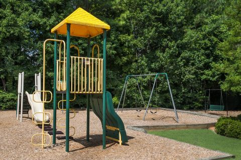 Playground at Camden Peachtree City Apartments in Peachtree City, GA