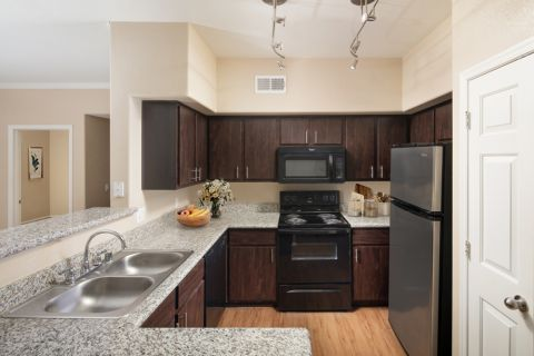 Kitchen at Camden Pecos Ranch Apartments in Chandler, AZ
