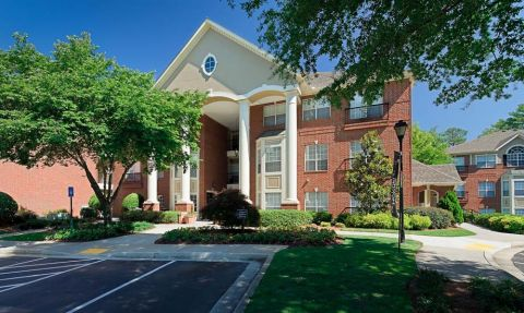 Welcome Center at Camden Phipps Apartments in Atlanta, GA