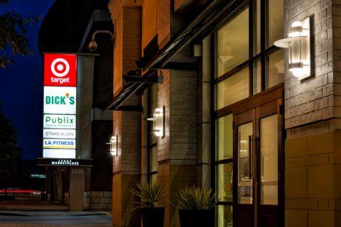 Lenox Marketplace near Camden Phipps Apartments in Atlanta, GA
