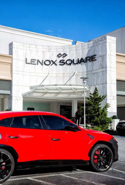 Lenox Square near Camden Phipps Apartments in Atlanta, GA