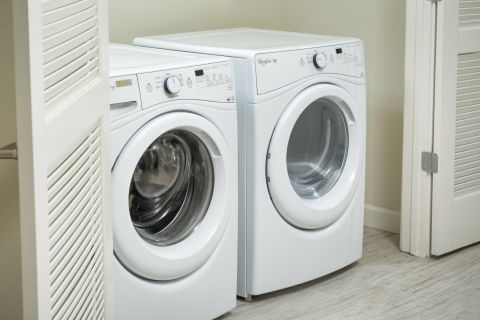 Washer and Dryer at Camden Pier District Apartments in St. Petersburg, FL