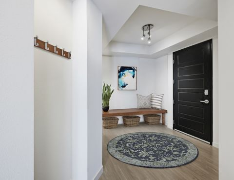 2BR Entryway at Camden Rainey Street apartments in Austin, TX
