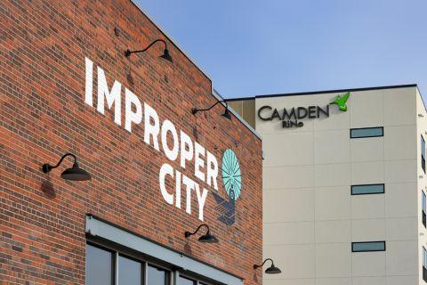 Camden RiNo apartments in Denver, CO