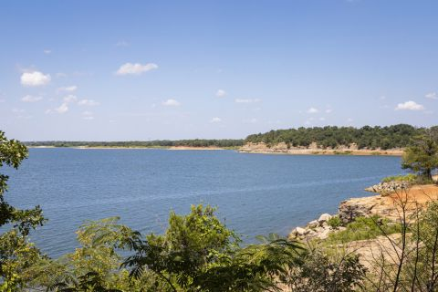 Grapevine Lake at Camden Riverwalk Apartments in Grapevine, TX