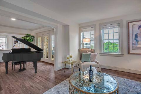 Entertain at Camden Roosevelt Apartments in Washington DC
