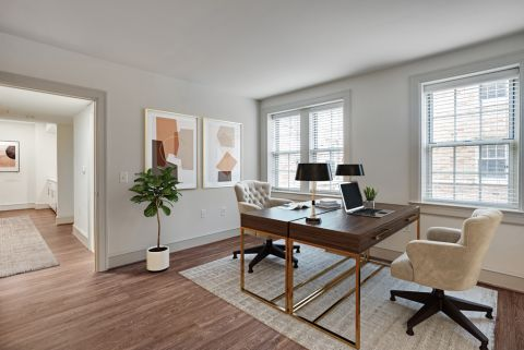 Space to Work from Home at Camden Roosevelt Apartments in Washington, DC