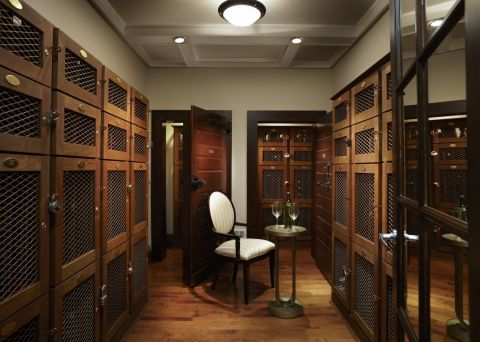 Wine Cellar at Camden Roosevelt Apartments in Washington, DC