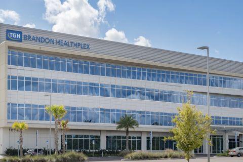 Healthplex near Camden Royal Palms Apartments in Brandon, FL
