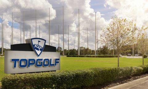 Top Golf near Camden Royal Palms Apartments in Brandon, FL