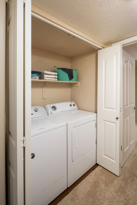 Laundry Room at Camden San Paloma Apartments in Scottsdale, AZ