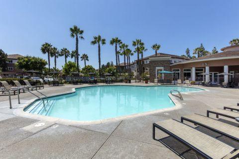 Large Swimming Pool at Camden Sierra at Otay Ranch Apartments in Chula Vista, CA