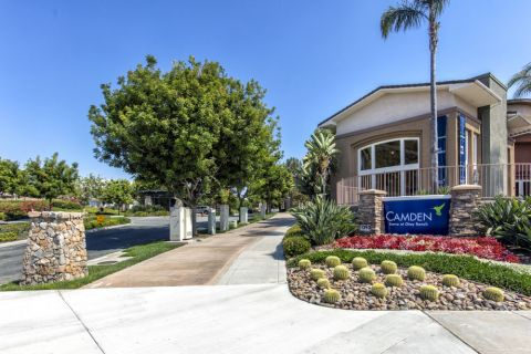 Welcome Home to Camden Sierra at Otay Ranch Apartments in Chula Vista, CA