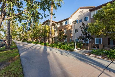 Exterior of Building at Camden Sierra at Otay Ranch Apartments in Chula Vista, CA