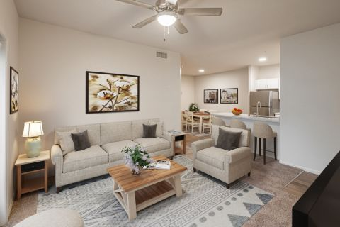 Open-Concept Style Living at Camden Sierra at Otay Ranch Apartments in Chula Vista, CA